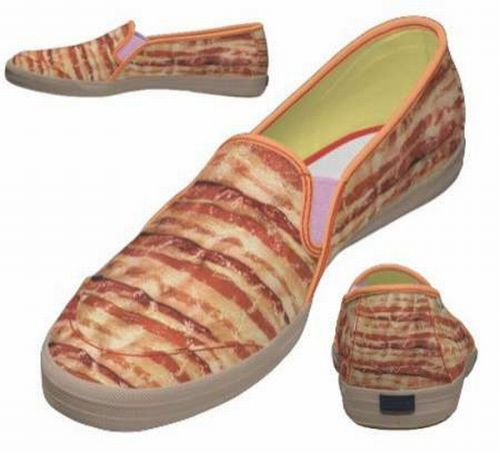 Bacon Shoes