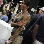 Lara Croft (Boston Comic Con 2013) - Picture by pullip-junk