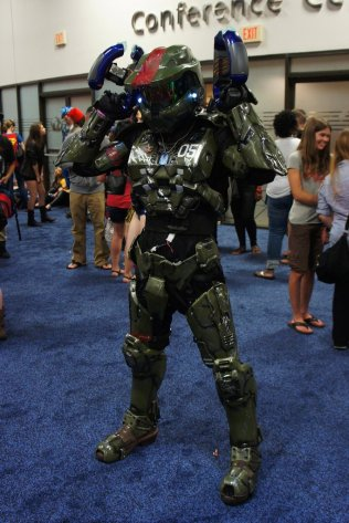 Spartan (Boston Comic Con 2013) - Picture by hyperion327