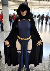 Raven - Montreal Comic Con 2013 - Picture by Geeks are Sexy