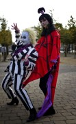 Beetlejuice - MCM London Comic-Con 2013