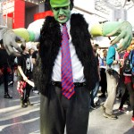 Frankenstein – New York Comic Con (NYCC) 2013 - Geeks are Sexy