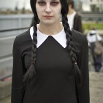 Wednesday Addams - MCM London Comic-Con 2013