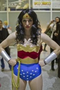 Wonder Woman - MCM London Comic-Con 2013