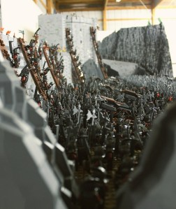 Holy Crap: Duo Recreates The Battle Of Helm's Deep using 150,000 LEGO Bricks [Pics]