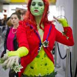 Poison Ivy (The Blue Girl) @ MCM London Comic Con 2013