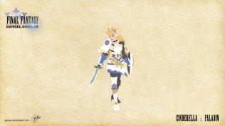 Cinderella - Paladin - Artwork: Geryes