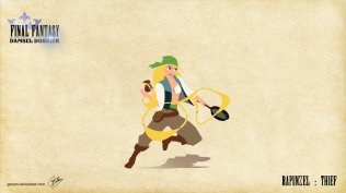 Rapunzel - Thief - Artwork: Geryes