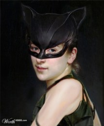 Young Cat Woman - Christine09