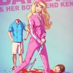 BADASS Barbie