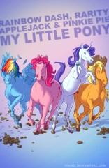 BADASS My Little Pony