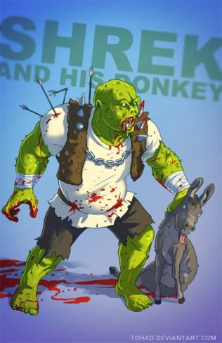 BADASS Shrek