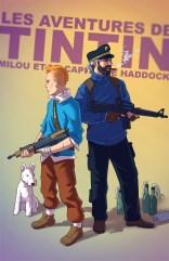 BADASS Tintin