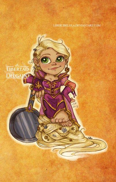 warcraft-rapunzel