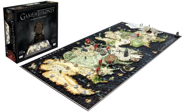 And For Those Of You Who Like Puzzles Theres Also This Beautiful 4D Puzzle Map Westeros From 4d Cityscape Which Feature Three Different Layers
