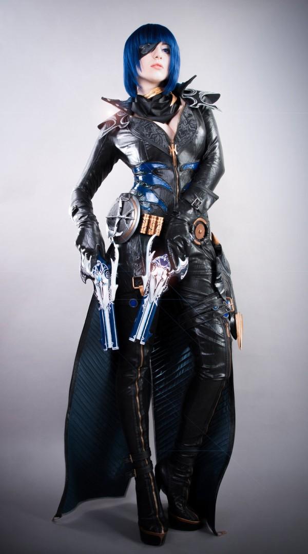 Aion Cosplay devastatingly stunning aion gunner cosplay [pics]