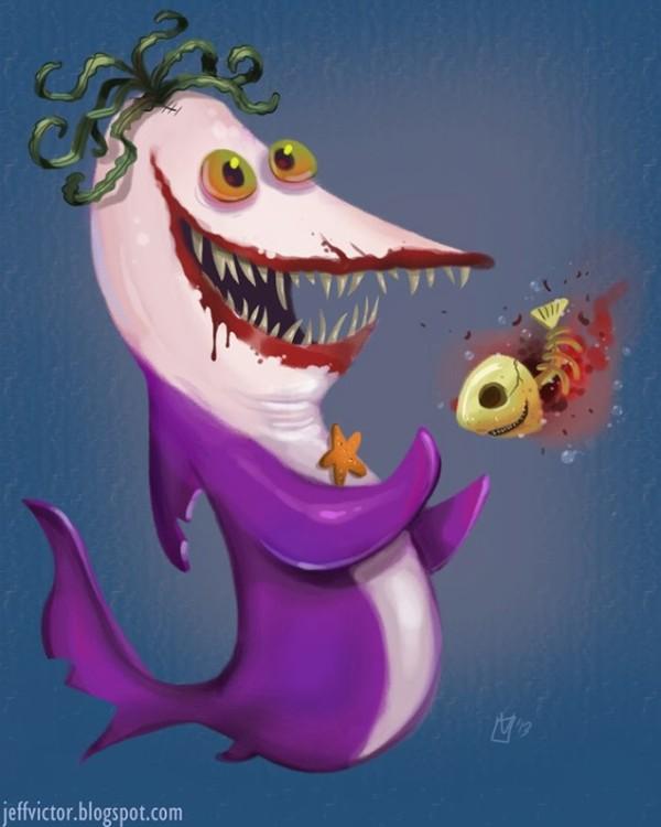 batman shark 6