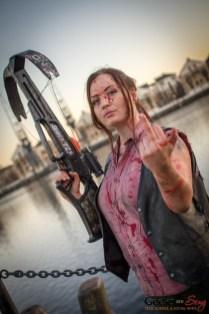 Choupett Cosplay (London Super Comic Con 2014)