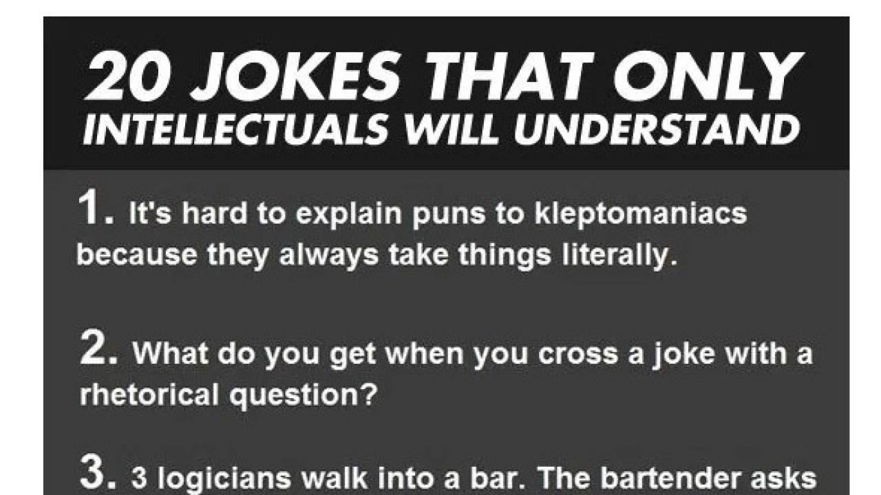 20 Jokes That Only Geeks Will Understand