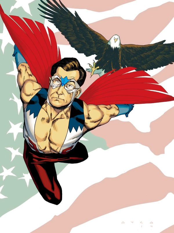 Colbert Falcon