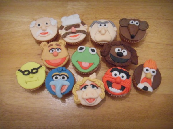 muppets-cupcake-toppers