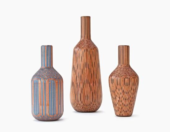 pencil vases