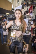 Gears of War - SDCC 2014 - Geeks are Sexy