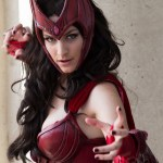 Scarlet Witch - SDCC 2014 - Photo: Pat Loika