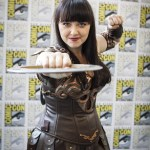 Xena - SDCC 2014 - Geeks are Sexy