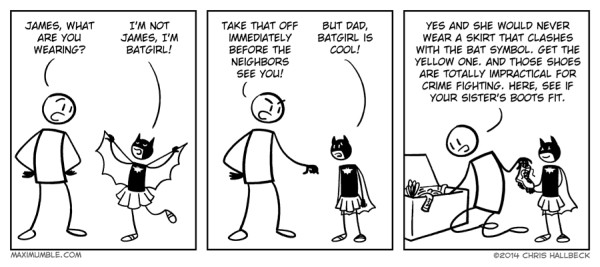 Batgirl_Do it right
