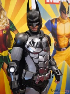 Armored Batman – Montreal Comic Con 2014 – Photo by Geeks are Sexy
