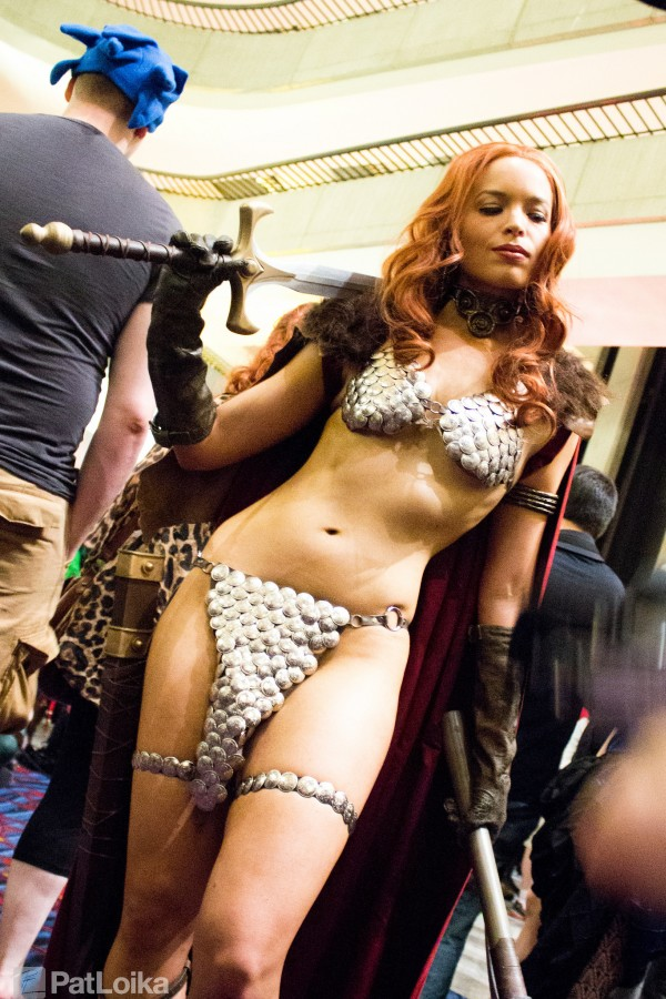 Red Sonja (DragonCon 2014) Photography: Pat Loika