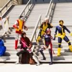 X-Men vs Magneto (DragonCon 2014) Photography: Pat Loika