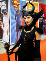 Maleficent - Montreal Comic Con 2014 - Photo by Geeks are Sexy