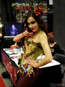 Poison Ivy – Montreal Comic Con 2014 – Photo by Geeks are Sexy