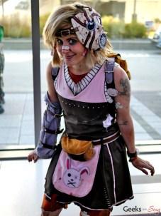 Tiny Tina (Borderlands) - Comiccon de Québec 2014 - Photo by Geeks are Sexy