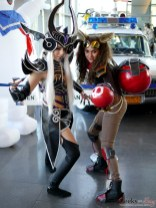 Ziggs and Syndra (League of Legends) – Comiccon de Québec 2014 – Photo by Geeks are Sexy