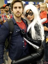 Peter Parker and Black Cat – Comiccon de Québec 2014 – Photo by Geeks are Sexy