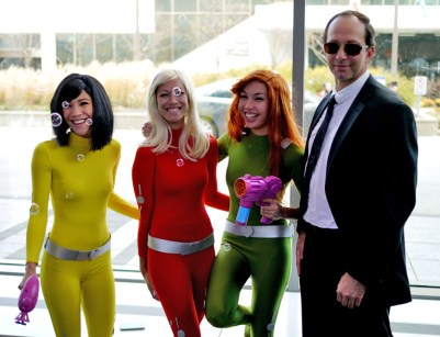 Totally Spies! – Comiccon de Québec 2014 – Photo by Geeks are Sexy