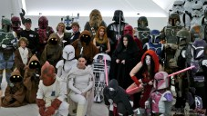 All Star Wars Cosplayers - Comiccon de Québec 2014 - Photo by Geeks are Sexy