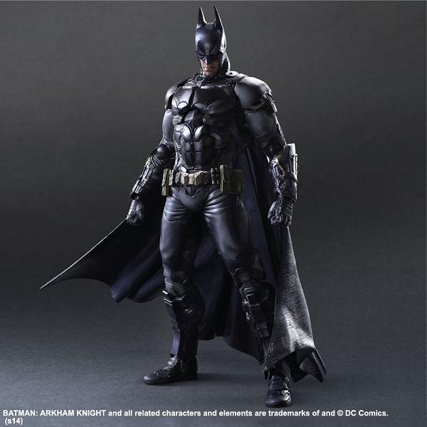 Arkham Knight figure black