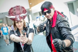 Kung Fury - San Diego Comic-Con 2015 - Photo by Geeks are Sexy