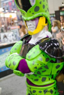 Cell (Dragon Ball Z) - San Diego Comic-Con 2015 - Photo by Geeks are Sexy