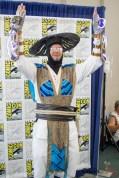 Raiden (Mortal Kombat) - San Diego Comic-Con 2015 - Photo by Geeks are Sexy