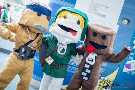 Sackboys - San Diego Comic-Con 2015 - Photo by Geeks are Sexy