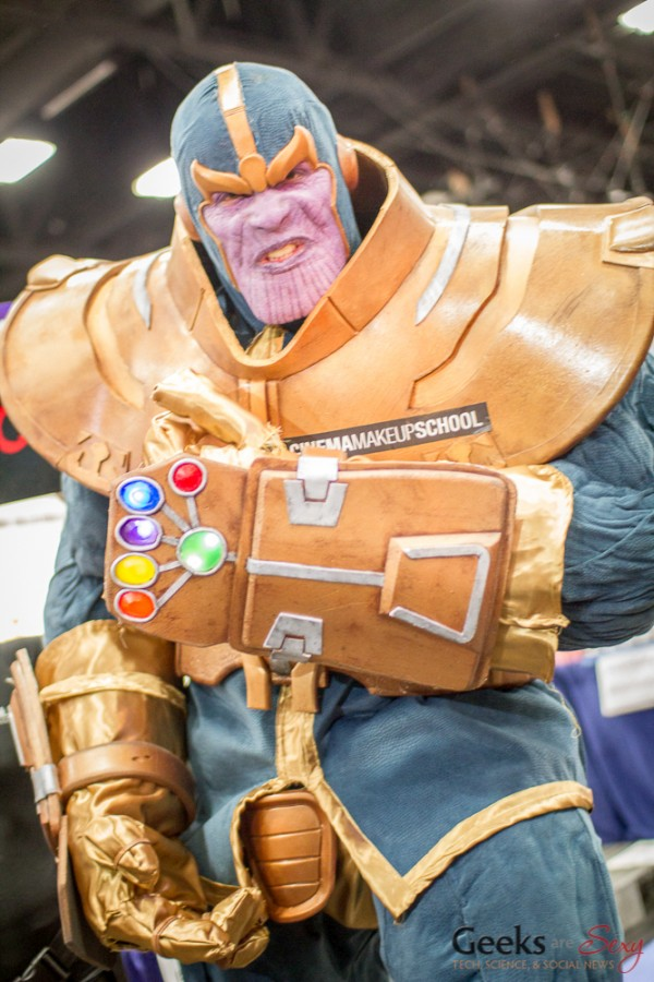 Thanos - San Diego Comic Con 2015 - Photo by Geeks are Sexy