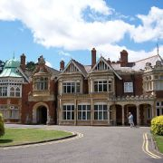 """""""Bletchley Park - Draco2008"""" by Draco2008 from UK - Bletchley Park. Licensed under CC BY 2.0 via Commons - https://commons.wikimedia.org/wiki/File:Bletchley_Park_-_Draco2008.jpg#/media/File:Bletchley_Park_-_Draco2008.jpg"""