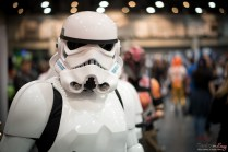 Stormtrooper - Quebec City Comic Con 2015 - Photo by Geeks are Sexy
