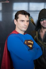 Superman - Quebec City Comic Con 2015 - Photo by Geeks are Sexy