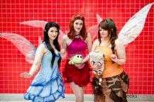 Fairies - Dewnor Cosplay - Kyokyo Cosplays, Superdebz Cosplay - London Super Comic Con 2016 - Photo by Geeks are Sexy